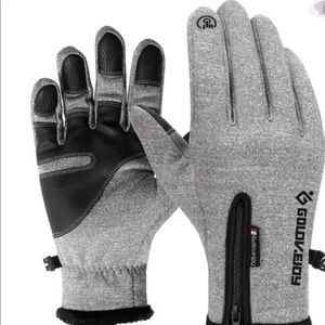 Unisex Outdoor Sports Waterproof Gloves